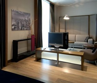 Camere Junior Suite  Vincci Soho Madrid